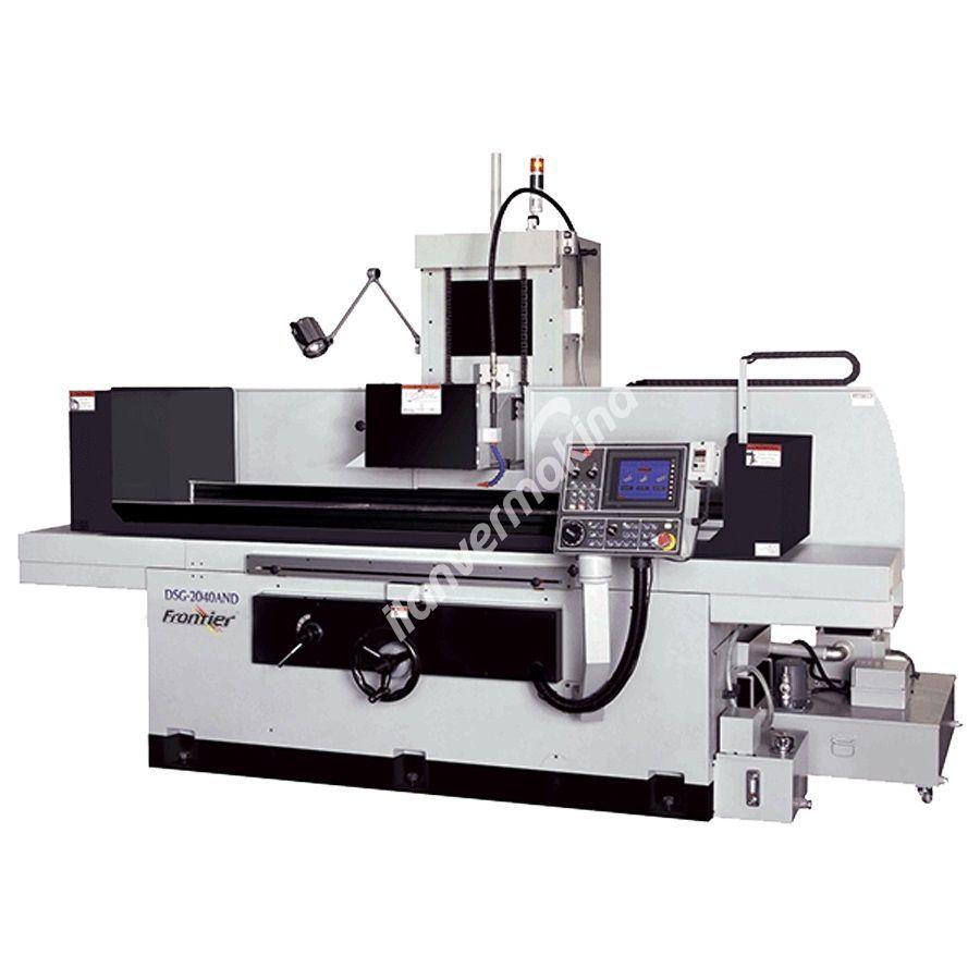 Frontier DSG-2040AND 500x1000 mm Satıh Taşlama Tezgahı