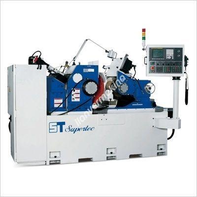 Supertec STC-2012 CNC Puntasız Taşlama Tezgahı - Tezmaksan