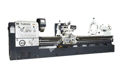 Toss-United TU-800 C 3000 mm Ağır Tip Torna Tezgahı - 800 Çap 3 Metre Torna