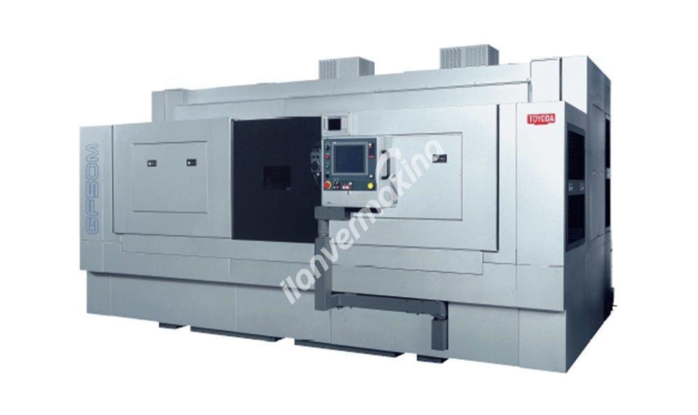 Toyoda GL50M-70T CNC Silindirik Taşlama Tezgahı - Tezmaksan