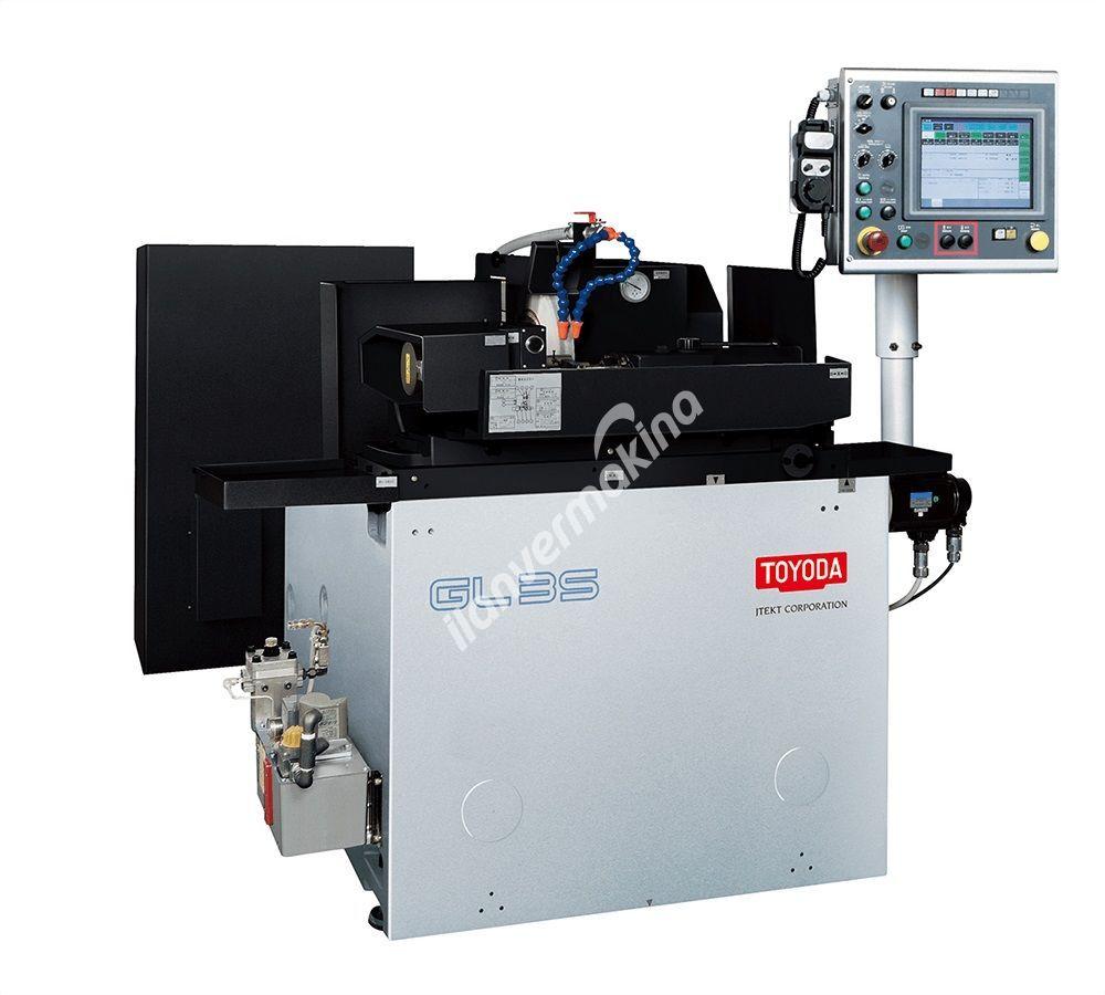 Toyoda GL3P-25 CNC Silindirik Taşlama - Tezmaksan