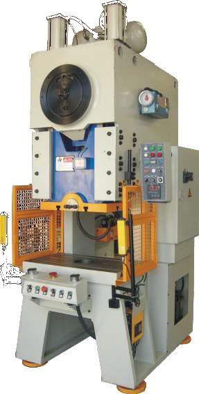 POWERMAC JL 21-100A 100 TON EKSANTRİK PRES