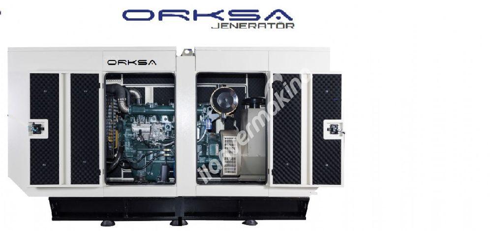 ORKSA 15 KVA JENERATOR