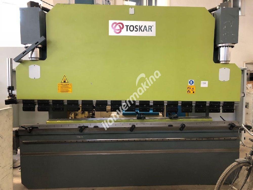 TOSKAR 3 METRE 135 TON CNC HİDROLİK ABKANT PRES