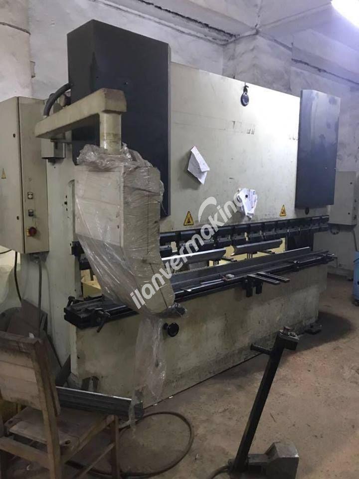 2007 Model Durmazlar 3100x6 mm Nc Makas | 3100x120 Ton NC Abkant