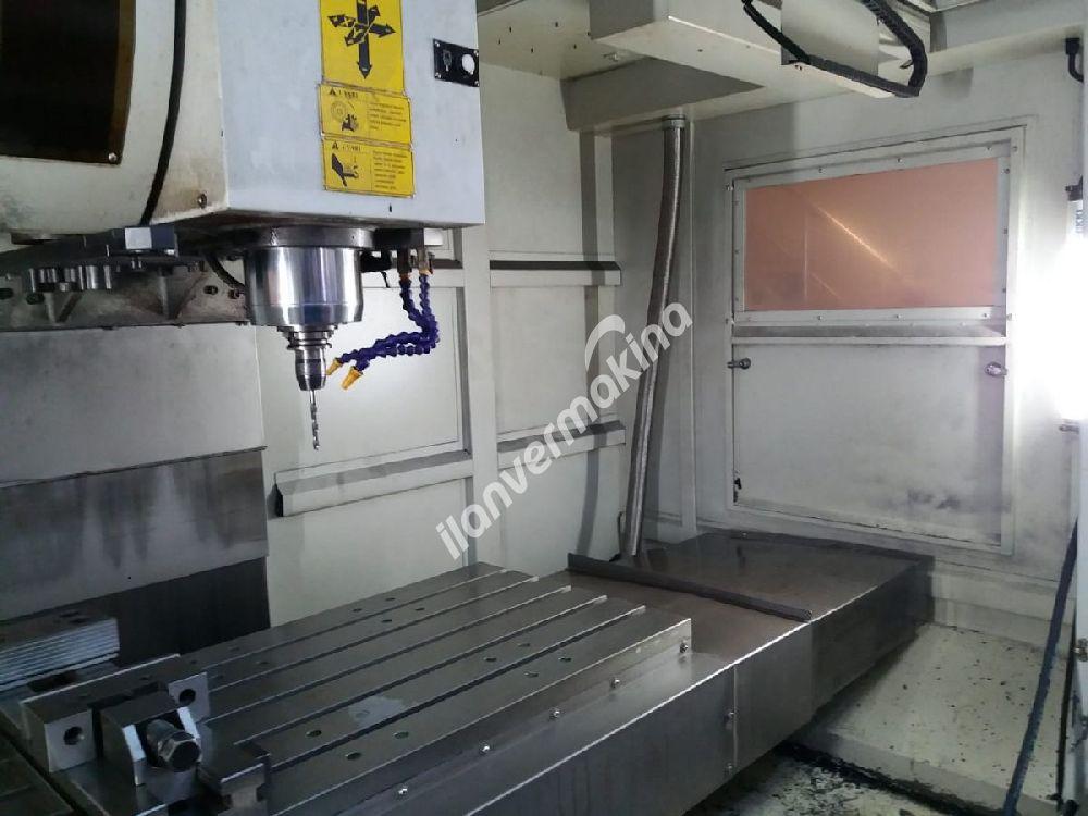 Finetech 1270 CNC İşleme Merkezi
