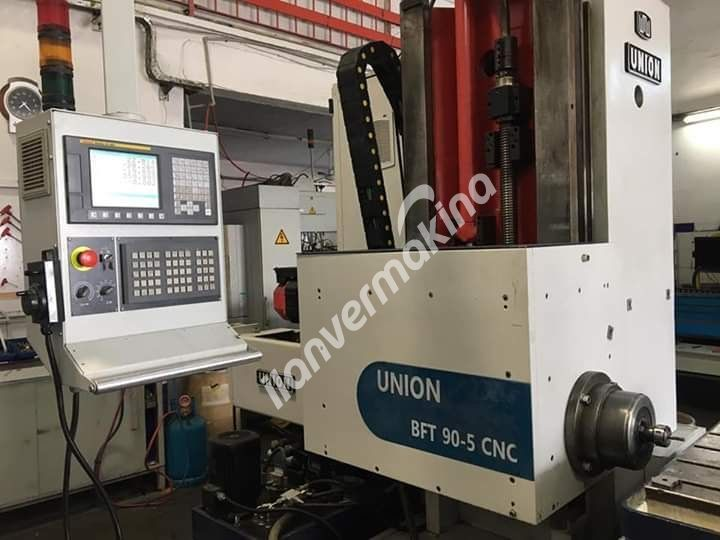 2004 Model Union  90 Lık CNC Borwerk