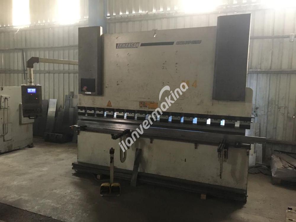 ERMAKSAN CNC HAP 3100 x 200 TON ABKANT PRES