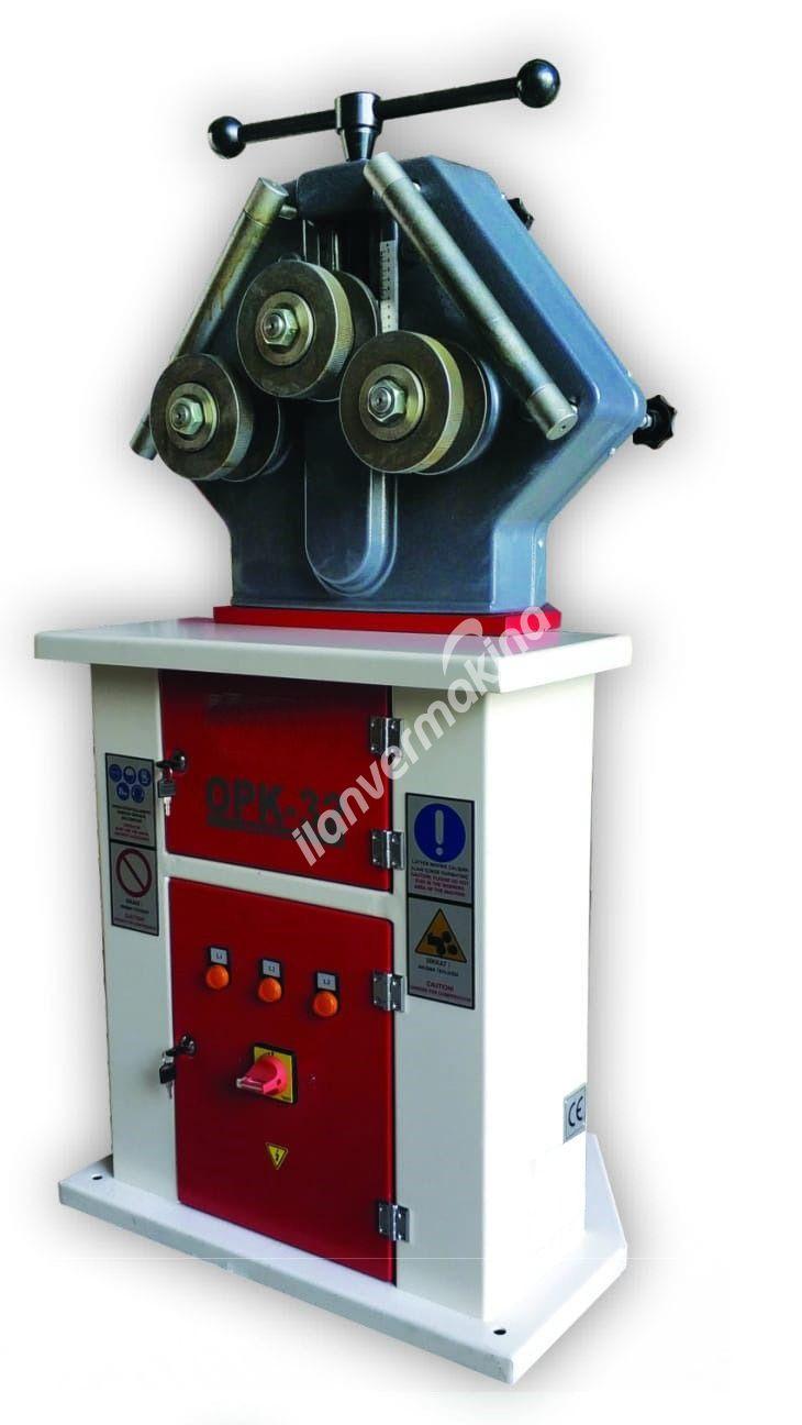 LPK 32 Profil ve Boru Bükme Makinası