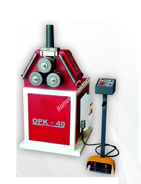 LPK 40 Profil ve Boru Bükme Makinası