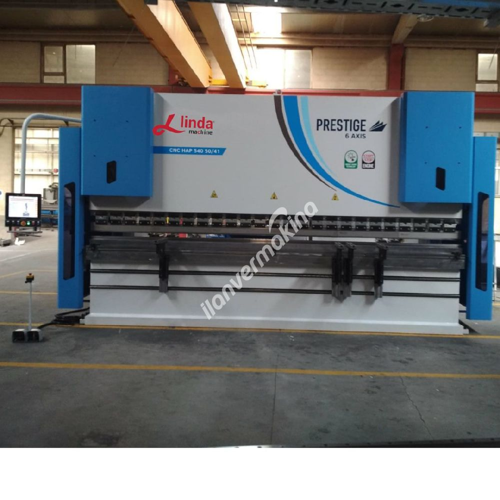 5 Metre x 540 Ton 6 EKSEN Abkant Pres - Press Brake