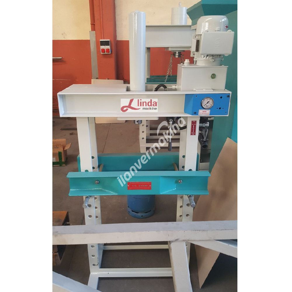 15 Ton Kollu Motorlu Hidrolik Atölye Presi  - Hydraulic Workshop Press