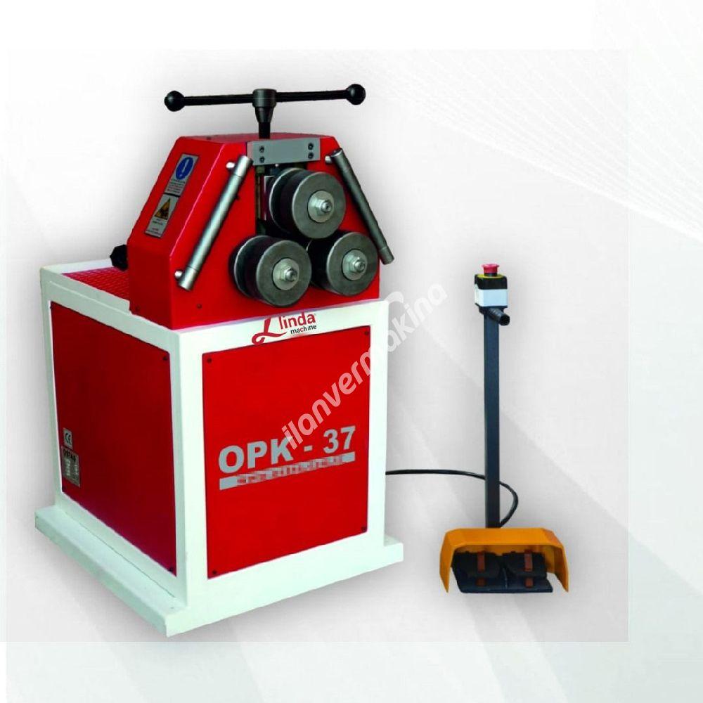 LPK 37 Profil ve Boru Bükme Makinası