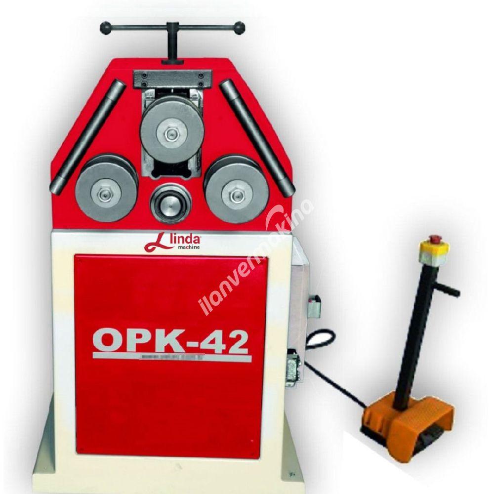 LPK 42 Profil ve Boru Bükme Makinası
