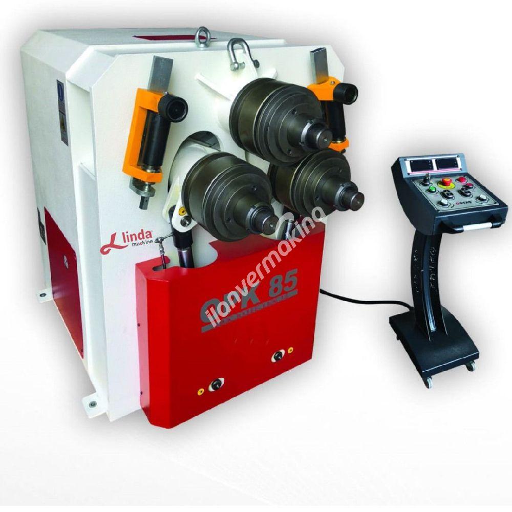 LPK 85 Profil ve Boru Bükme Makinası