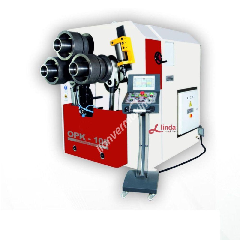 LPK 105 Profil ve Boru Bükme Makinası