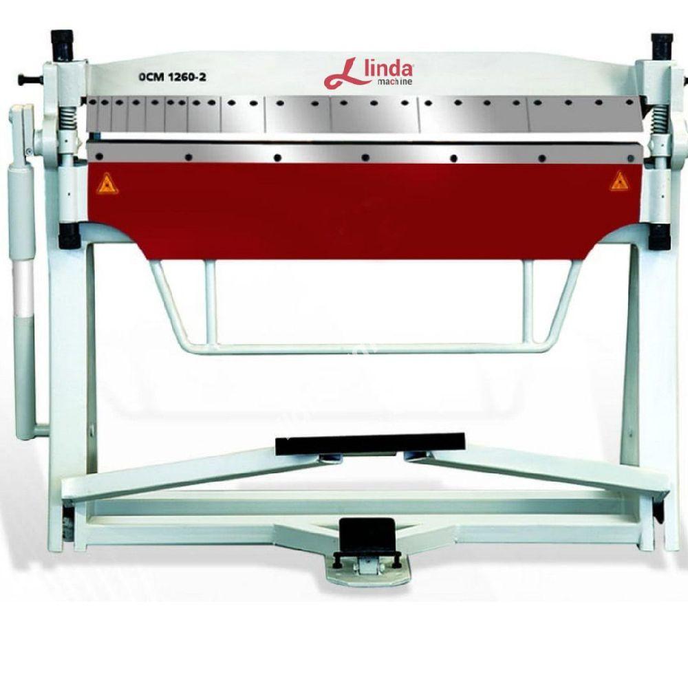 1260 x 2mm Parça Bıcaklı Caka Kenet - Folding Machines