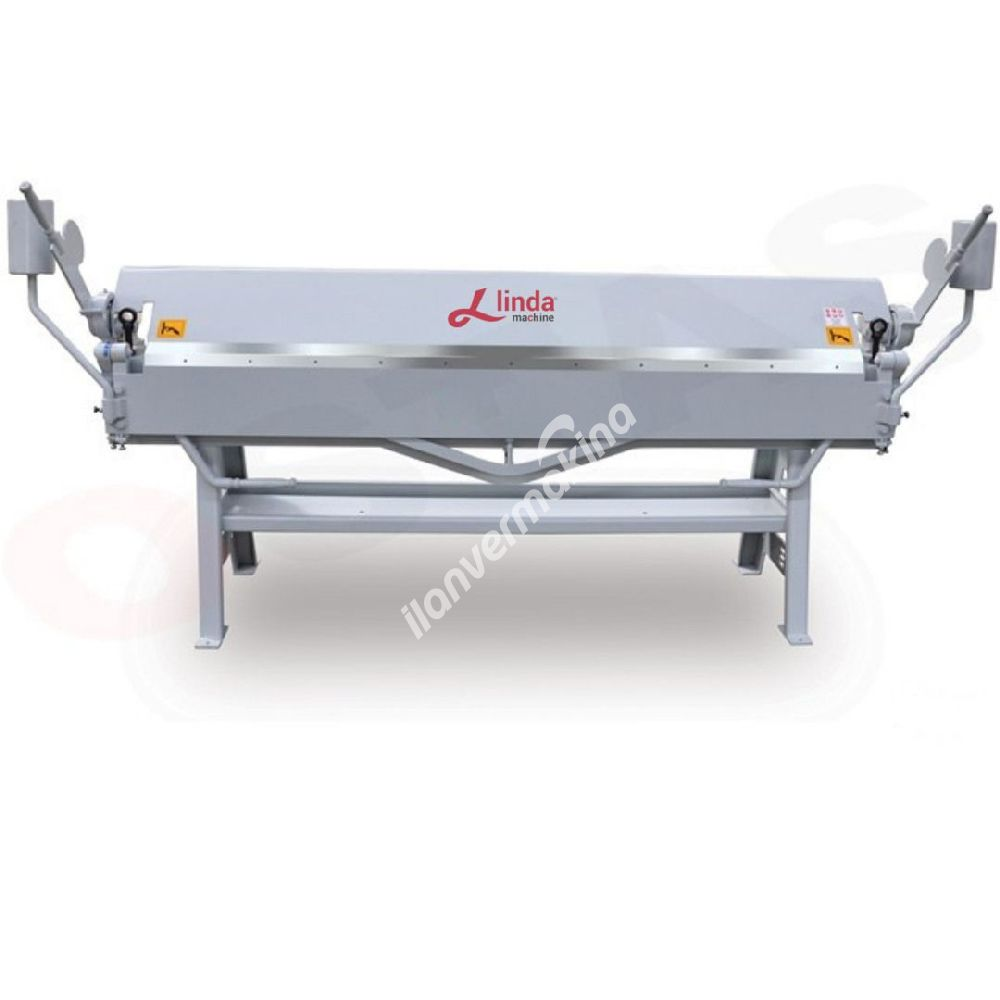 2500 x 1.5mm Havalandırma Caka Kenet - Folding Machines