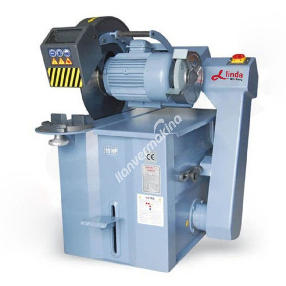 DPK-10HP Demirci Hizarı - Iron Cutting and Profi