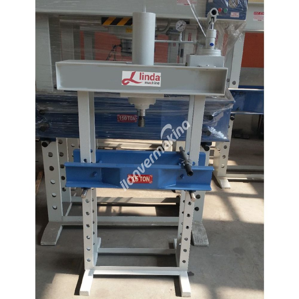 15 Ton Kollu Hidrolik Atölye Presi  - Hydraulic Workshop Press