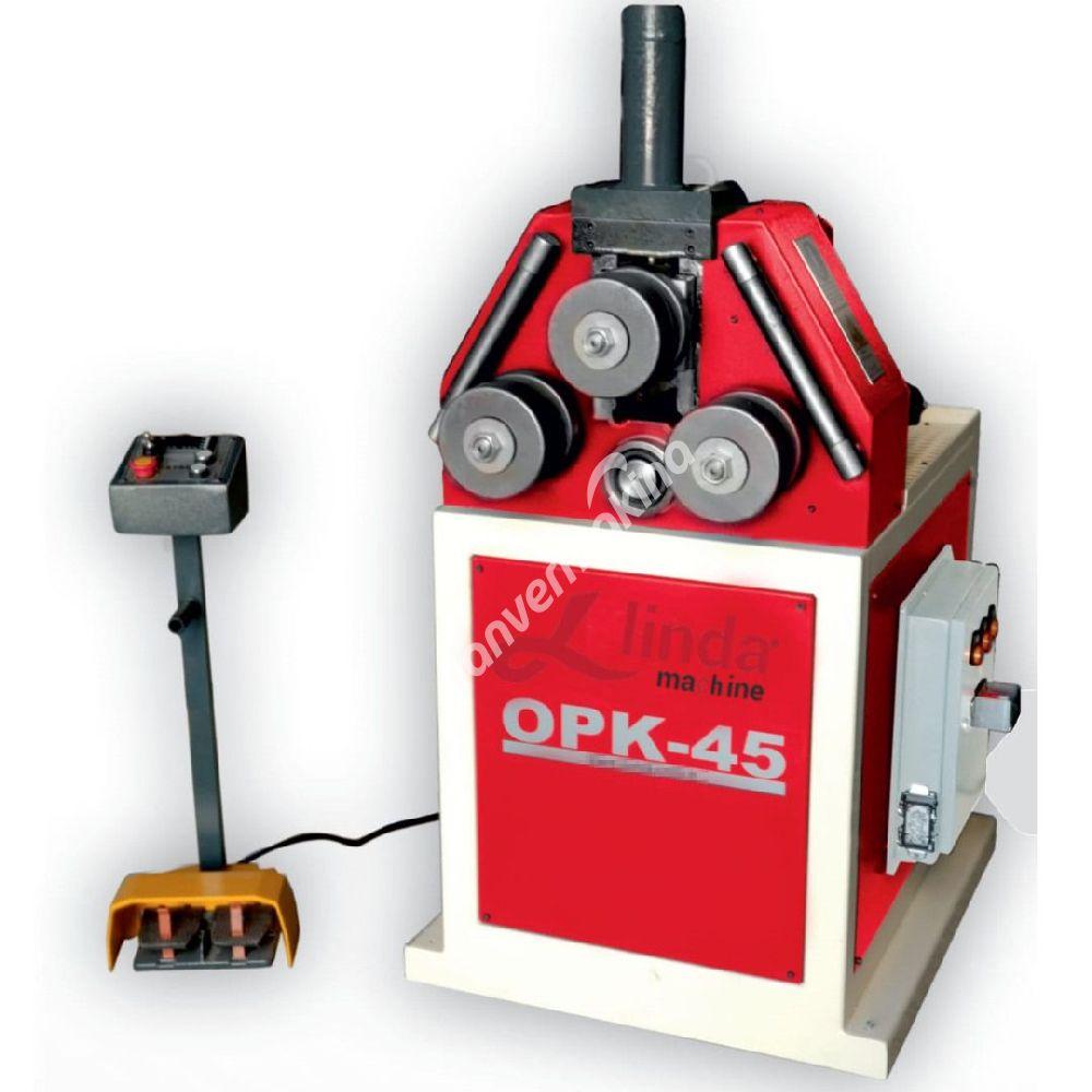 LPK 45 Profil ve Boru Bükme Hidrolik Makinası