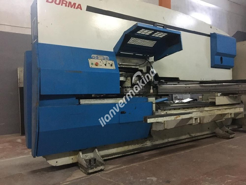 DURMA TP6 PUNCH PRES