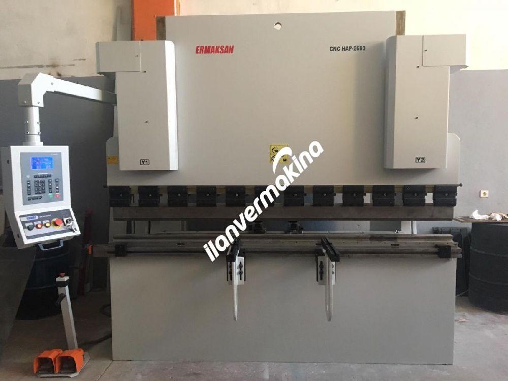 ERMAKSAN CNC HİDROLİK ABKANT PRES HAP2560