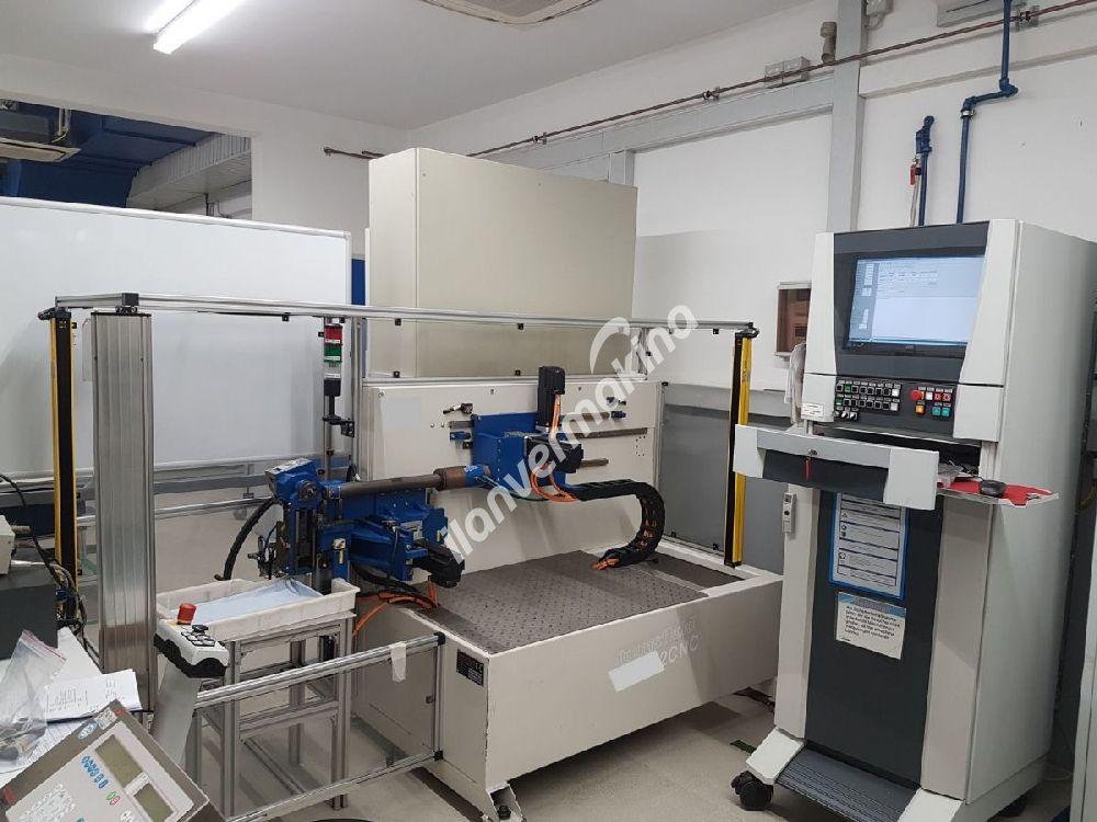 CNC Boru Bükme Makinesi