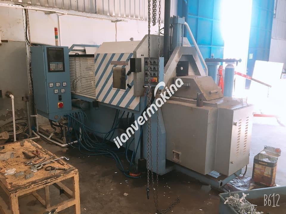 Metal Enjeksiyon Makinesi 50 Ton - 100 Ton