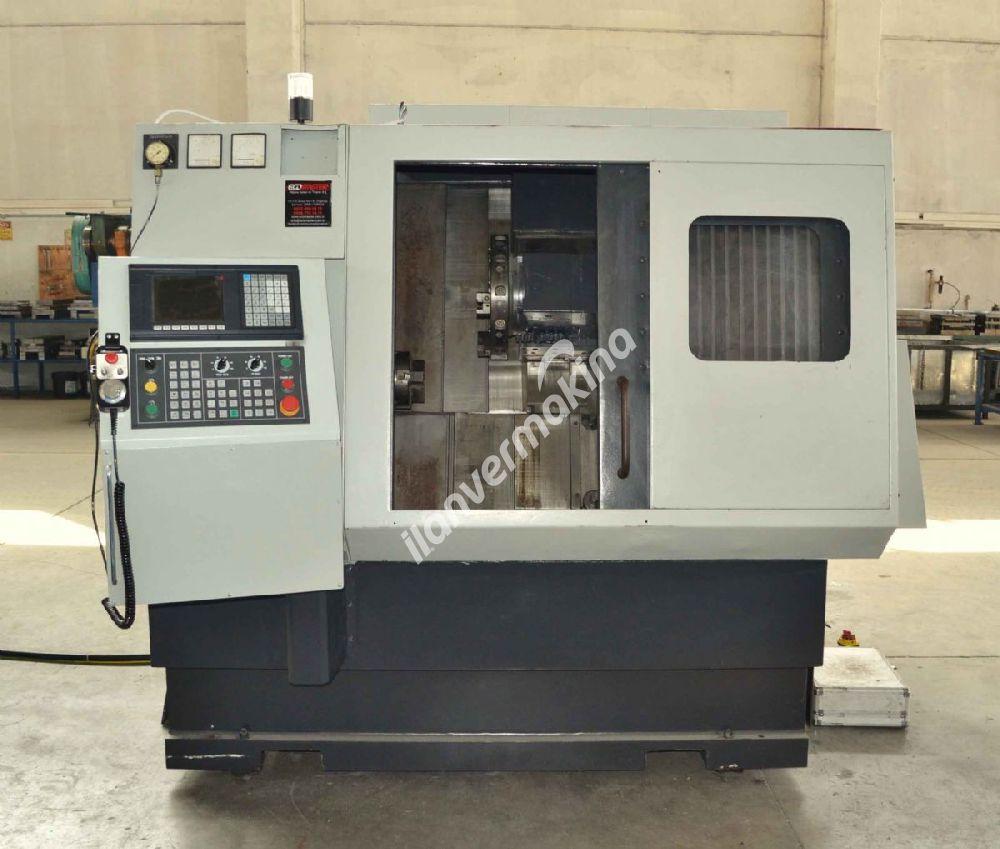 Hitachi Seiki 8 inç CNC Torna Tezgahı