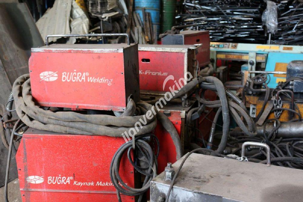 Buğra Gaz Altı Kaynak Makineler