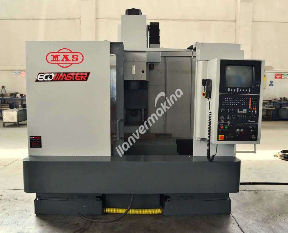 MAS-MCV-750 CNC Dik İşleme Merkezi