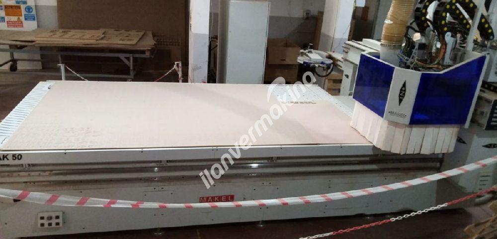 Makel Mak50 CNC Router