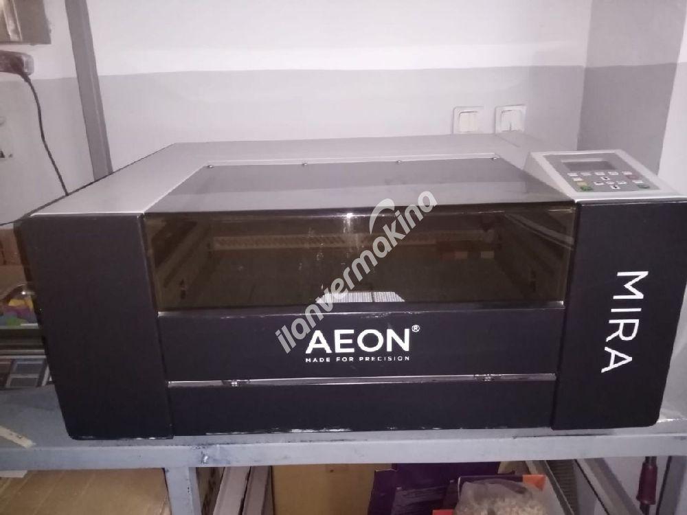 Aeon Mıra Lazer Kesim Kazıma Makinası