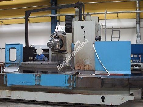 CNC Bet Freze Makinesi