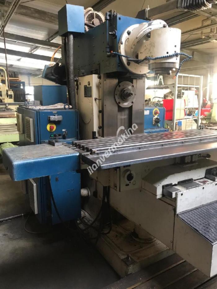 Alman CNC Freze Tezgahı