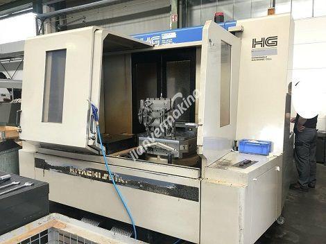 CNC Yatay İşleme Merkezi Hitachi