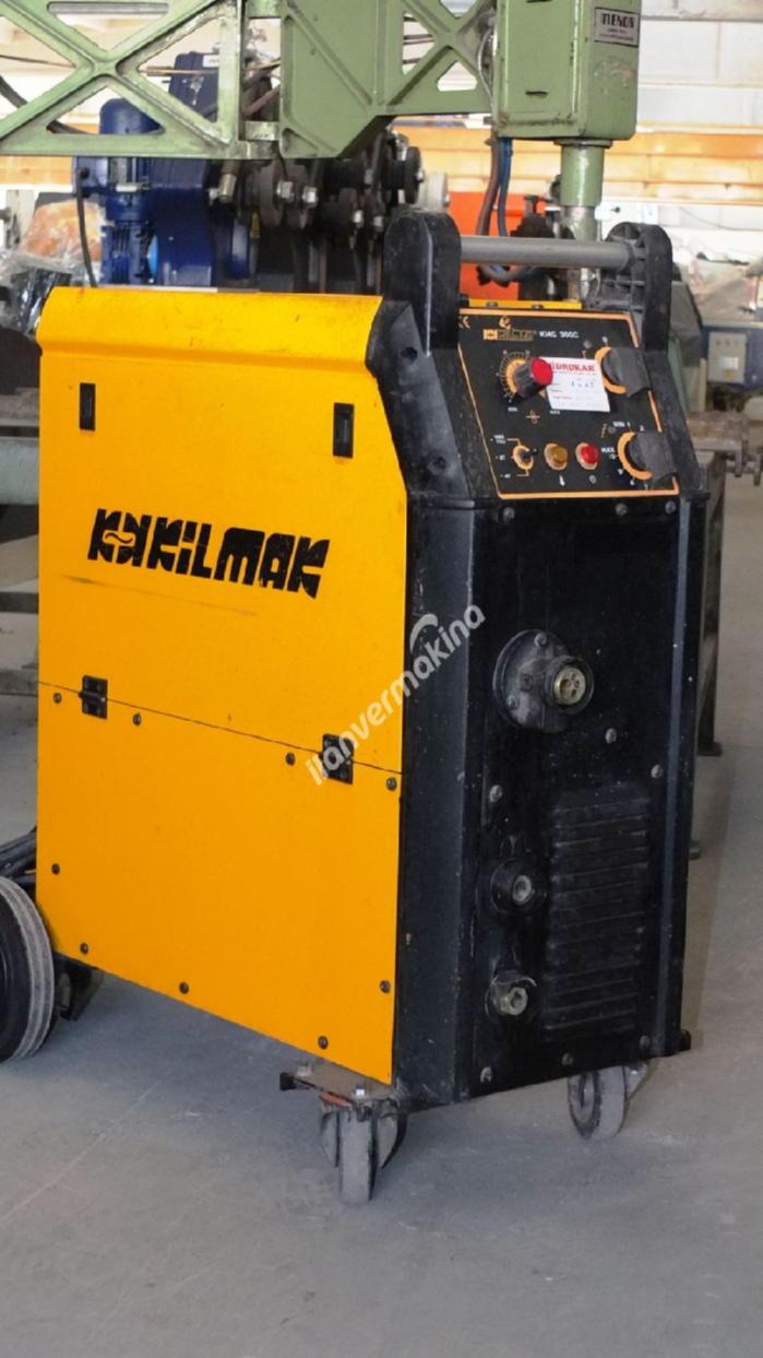 Hidrokardan Kilmak Kmg-300C Gazaltı Kaynak Makinası