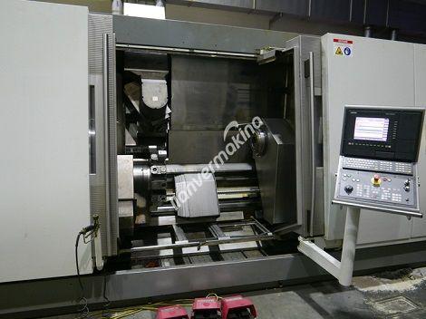 5 Eksenli CNC Torna Freze Tezgahı