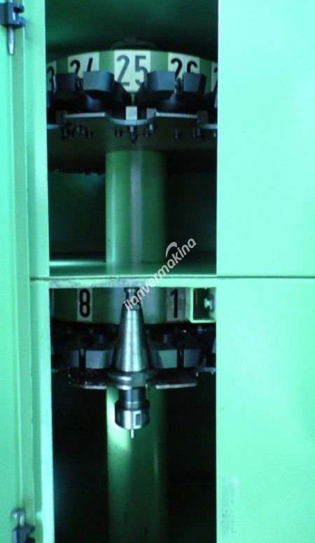 CNC Universal Takım Freze Tezgahı