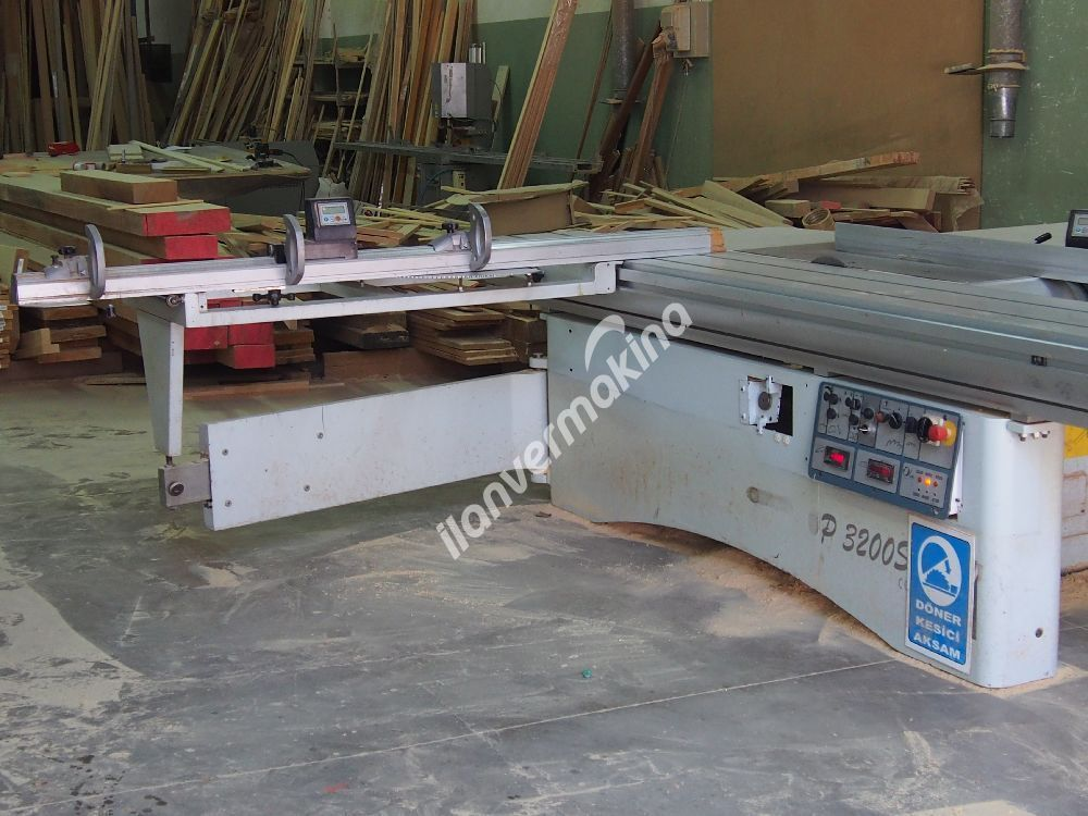 Paoloni P 3200S YATAR DAİRE TESTERE