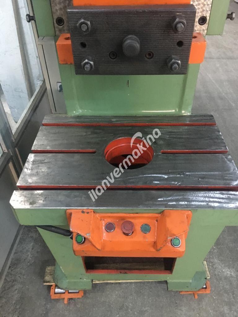 60 Ton Çelik Gövde Eksantrik Pres Çok Temiz