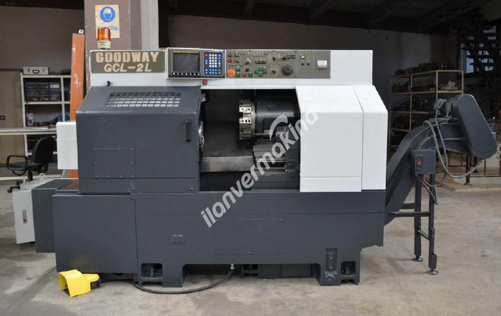Goodway GCL-2L CNC Torna Tezgahı 8 İnç