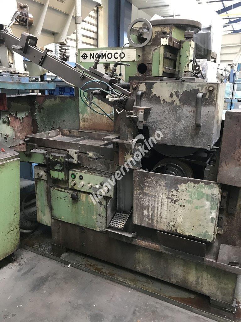 400x180 Puntasız Taşlama Makinesi