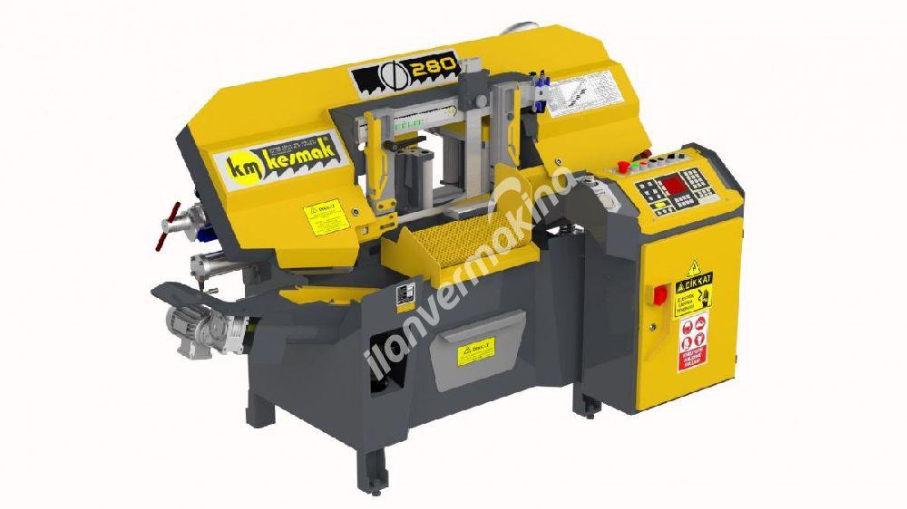 Kesmak KME 280 Elektronik Şerit Testere