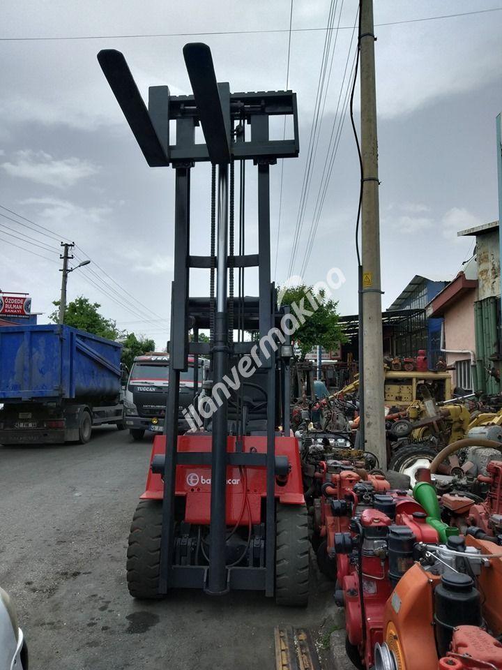 3 TON 330 Asansörlü İtalyan Forklift
