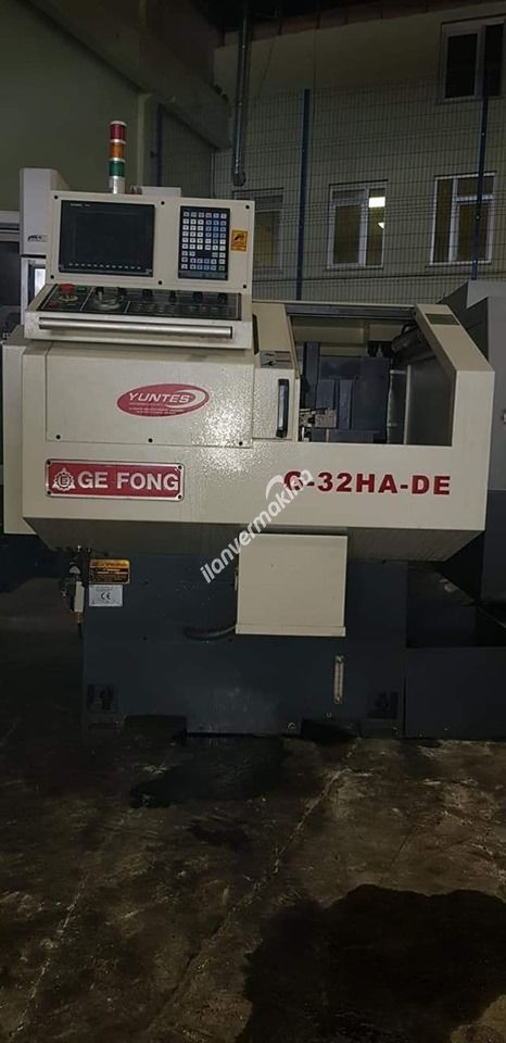 GE FONG G-32HA-DE CNC OTOMAT TORNA