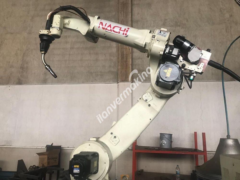 NACHİ KAYNAK ROBOTU