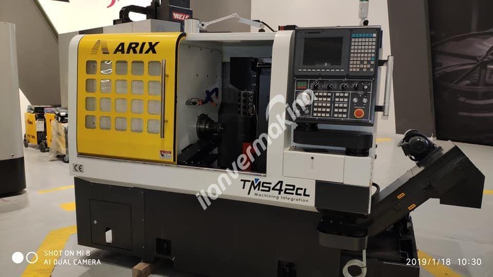 ARİX TMS 42 CL CNC OTOMAT TEZGAHI