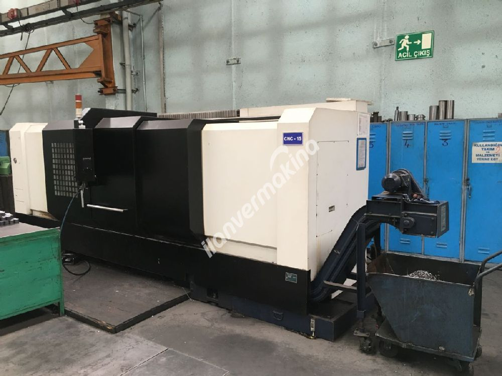 12 İNÇ ECOCA MATRIX MT-2000 SERIES CNC TORNA